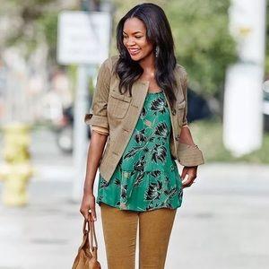 CAbi Penny Coat Style #3170 Medium